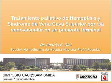Presentación de caso clínico - CACI