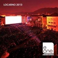 LOCARNO 2013 - eOne Films International