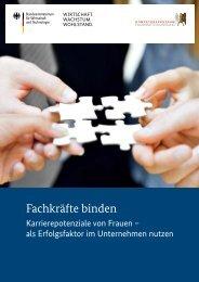 Karrierepotenziale von Frauen - Kompetenzzentrum ...