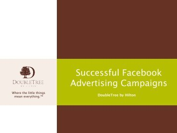 Successful Facebook Advertising Campaigns - Digital Royalty