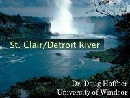 St. Clair/Detroit River presentation