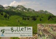 SSVG Bulletin 2013 Herbst PDF 1.8 MB - oekoberatungen.ch