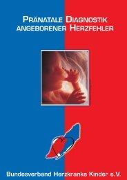 Pränatale Diagnostik - Elhke - Elterninitiative Herzkranker Kinder eV ...