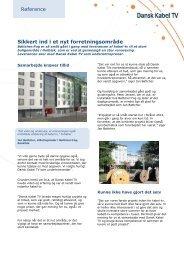 Læs hele historien her - Dansk Kabel TV