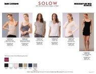 Holiday 9.30 2013 - Showroom Delfina