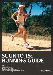 Suunto T6c Running Guide DE (PDF)