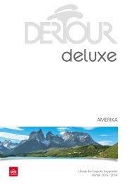 DERTOUR - Deluxe: Amerika - Winter 2013/2014