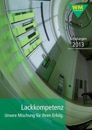 Lackkompetenz - Wessels + Müller AG