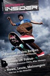 sportINSIDER 2/2013 PDF - Freizeitalpin.com