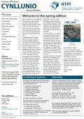 Spring 2010 - Royal Town Planning Institute - Page 2