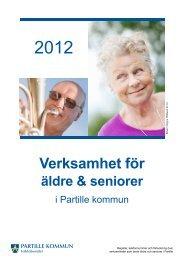 Verksamhet för äldre & seniorer - Partille kommun
