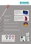 Schneeschieber-Prospekt - KWM Kunststoff-Formteile GmbH - Page 5