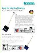 Schneeschieber-Prospekt - KWM Kunststoff-Formteile GmbH - Page 7