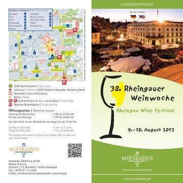 Programm Weinwoche Wiesbaden 2013 (PDF | 2,84 MB)