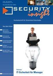 SECURITY insight 6/11