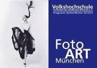 FotoArt 2_13 - Volkshochschule im Norden des Landkreises München