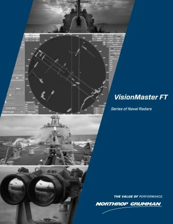 VisionMaster FT Naval Radar and ECDIS - Northrop Grumman ...