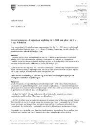 Gaular kommune – Rapport om utgliding 14.11.2005 ved gbnr.: 44/1 ...
