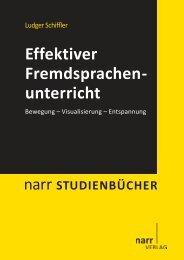 Schiffler_Fremdsprachen lernen - narr-shop.de