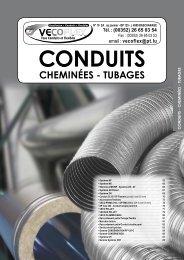Tubages et Conduits - Vecoflex