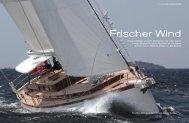 Frischer Wind - Harman Yachts