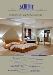 Schlafraum ist Lebensraum… - Urban Media GmbH