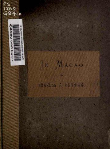 Untitled - University of Macau Library