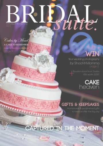 Bridal Suite Magazine