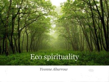 Eco spirituality
