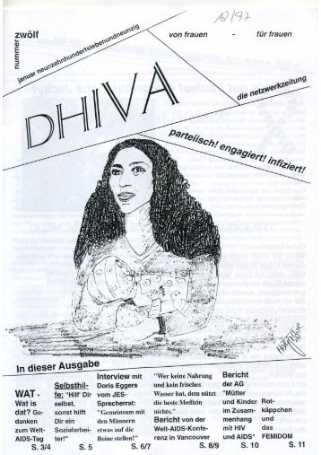 DHIVA Nr. 12 / Januar 1997
