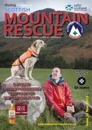SCOTTISH - Mountain Rescue Committee of Scotland