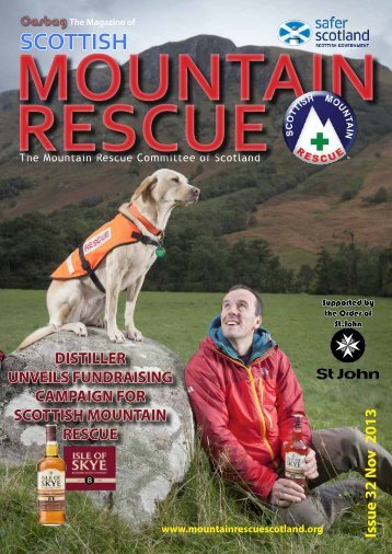 SCOTTISH - Mountain Rescue Committee of Scotland