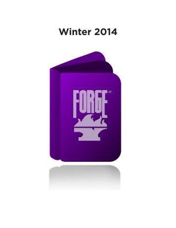 Winter 2014 Forge Catalogue (PDF) - Raincoast Books