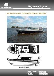"Pikmeerkruiser 12.50 OK Exklusif ""Boxster"""