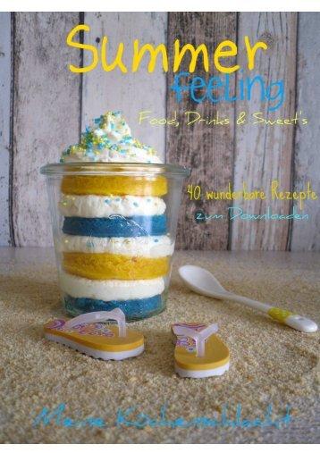 Summer Feeling - Dynamite Cakes