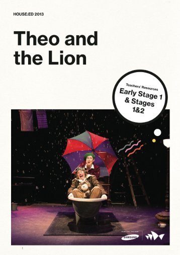 THEO AND THE LION