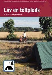 Lav en teltplads - Overnatning i det fri