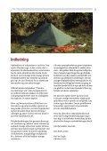 Lav en teltplads - Overnatning i det fri - Page 3