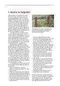 Lav en teltplads - Overnatning i det fri - Page 4