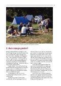 Lav en teltplads - Overnatning i det fri - Page 5