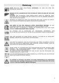 Anweisungen für den Benutzer - Page 3