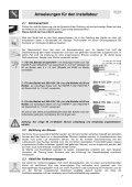 Anweisungen für den Benutzer - Page 5