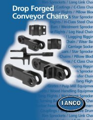 I'ANCO Drop Forged Drag Chain - banyan chaines / chains