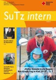 Sutzintern 02/13 - DRK-Schul