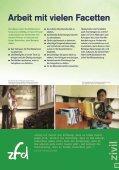 Wir scheuen keine Konflikte - Ziviler Friedensdienst - Page 5