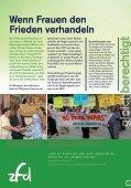 Wir scheuen keine Konflikte - Ziviler Friedensdienst - Page 6