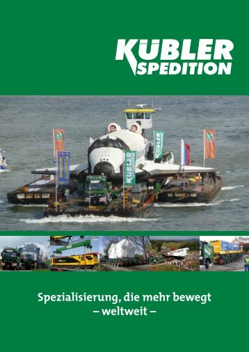 download - Spedition Kübler