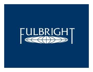 PowerPoint - Fulbright Scholar Program