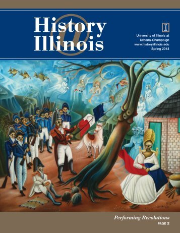 Spring 2013 - History - University of Illinois at Urbana-Champaign