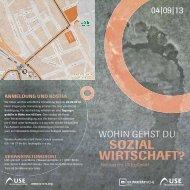 04|09|13 WOHIN GEHST DU - USE